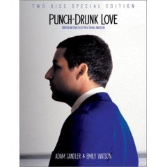 PUNCH-DRUNK LOVE Two Disc Special Edition ~ Adam Sandler, Emily Watson DVD