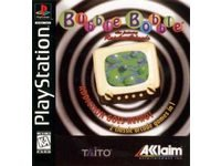 BUBBLE BOBBLE Also Featuring Rainbow Islands Game Complete ~ MINT - Playstation PS1 /PS2 RARE GAME