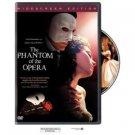 Phantom of the Opera DVD ~ Emmy Rossum, Gerard Butler, Minnie Driver