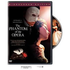 Phantom of the Opera DVD ~ Emmy Rossum, Gerard Butler, Minnie Driver