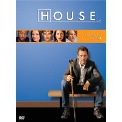 * House Season 1 DVD Box Set