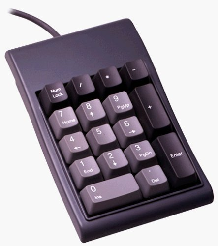 Micro Innovations KP17B Numeric Keypad