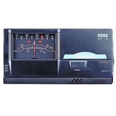 Korg AT-2 Tuner Compact Chromatic Auto Tuner