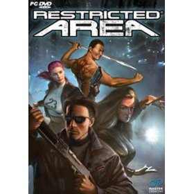 Restricted Area PC Game ~ Whiptail ~ Action-Packed Cyber-Punk RPG PC Game