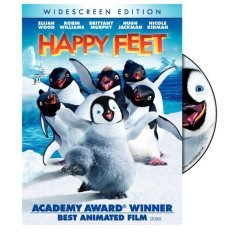 * Happy Feet DVD Widescreen~NEW SEALED!!!