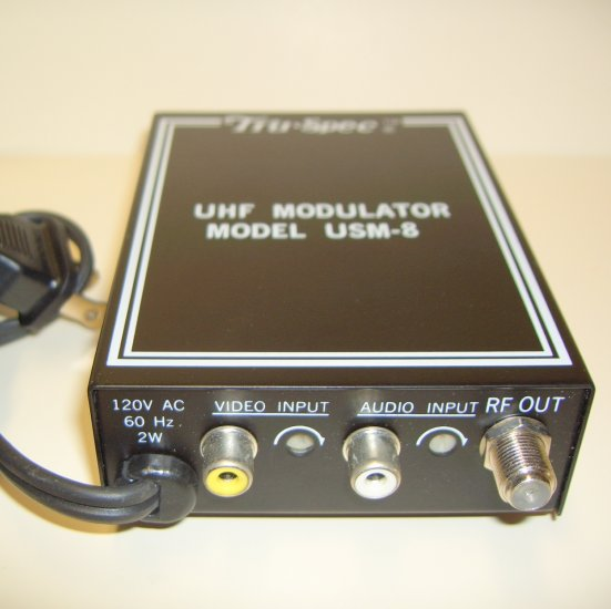 Tru-Spec UHF Modulator