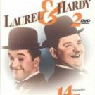 Laurel and Hardy 2 DVD set 14 episodes over 5 hours