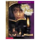 Harry Potter and the Chamber of Secrets Coloring book Stencil Art~New!