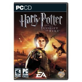 Harry Potter and the Goblet of Fire PC CD NEW! Sealed!