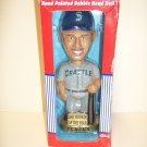 RARE! Seattle Mariners 2001 Rookie of the Year ICHIRO Genuine Hand Painted Bobble Dobble Head Doll
