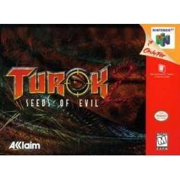 Turok ~ N64 Nintendo 64