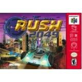 San Francisco Rush 2049 ~ N64 Nintendo 64