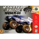 Monster Truck Madness ~ N64 Nintendo 64