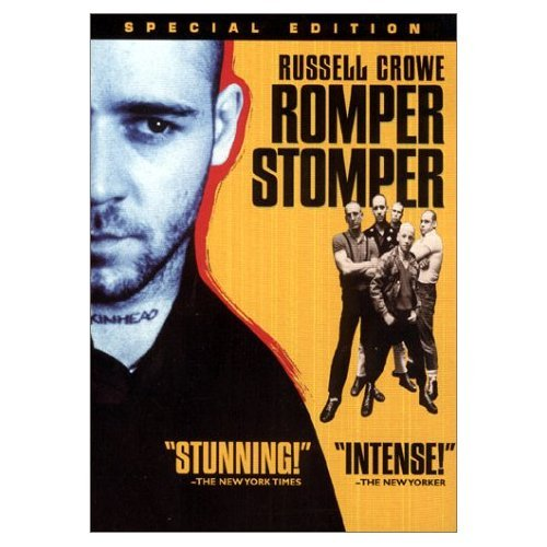 Romper Stomper (2000, DVD) Special 2-Disc Widescreen Edition UNRATED NEW OOP!