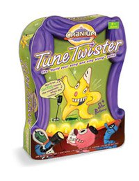 Cranium Tune Twister Game *New*