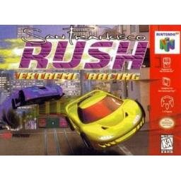 San Francisco Rush Extreme Racing ~ N64 Nintendo 64