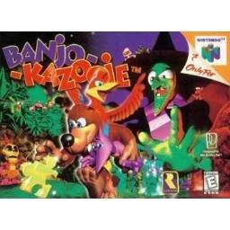 Banjo Kazooie  ~ N64 Nintendo 64