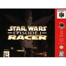 Star Wars Racer Episode I  ~ N64 Nintendo 64