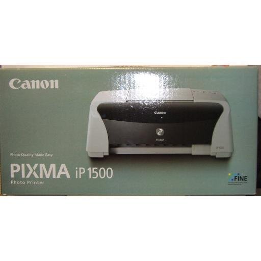 Canon PIXMA iP1500 InkJet Photo Printer NEW IN BOX