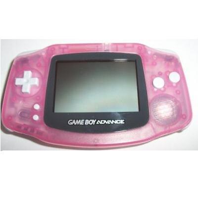 Pink Game boy Advance GBA AGB-001 (2000)