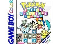 Pokemon Puzzle Challenge ~ Nintendo GAME BOY COLOR GBC, GBA, SP