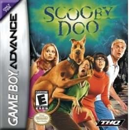Scooby Doo ~ Nintendo GAME BOY ADVANCE GBA SP