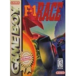 F-1 Race ~ Nintendo GAME BOY GB