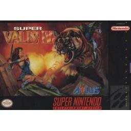 Super Valis IV Super Nintendo Game