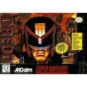 Judge Dredd Super Nintendo Game