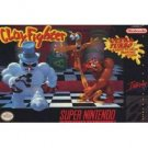 Clayfighter Super Nintendo Game
