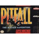 Pitfall The Mayan Adventure Super Nintendo Game