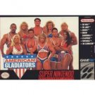 American Gladiators Super Nintendo Game