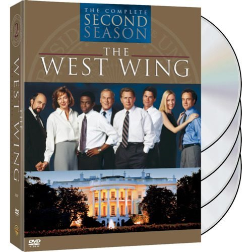 The West Wing the Complete Second Season DVD Boxset