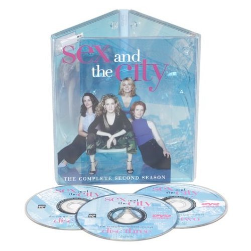 Sex and The City The Complete Second Season Boxset DVD