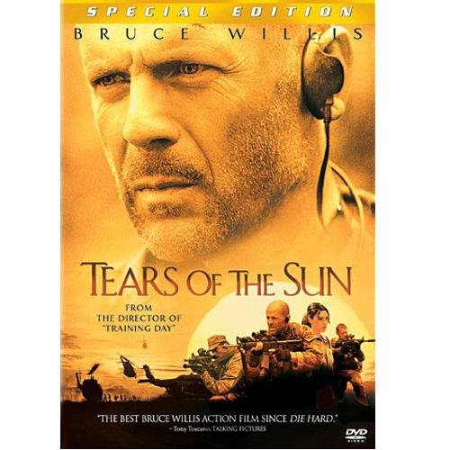 Tears of the Sun DVD Special Edition