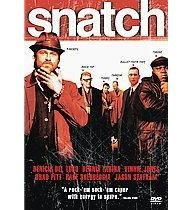 Snatch DVD Wide Screen & Full Frame WAIT NEEDS TO BE TESTED