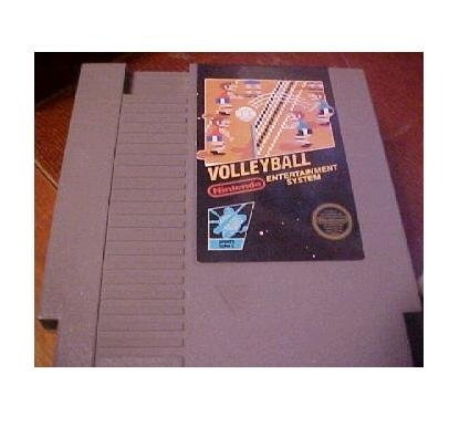 VOLLEYBALL ~ Original 8-bit Nintendo NES Game Cartridge