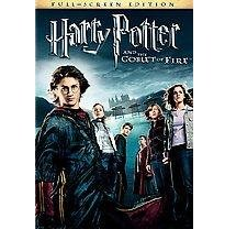 Harry Potter and The Goblet of Fire NEW DVD Full Screen NEW