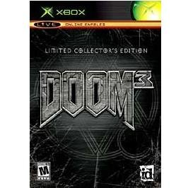 Doom 3 ~ XBOX Limited Collector's Edition in Metal Case