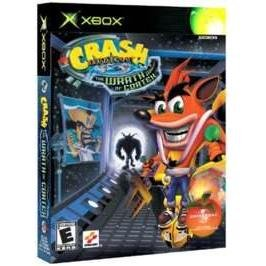 Crash Bandicoot The Wrath of Cortex ~ XBOX Platinum Hits