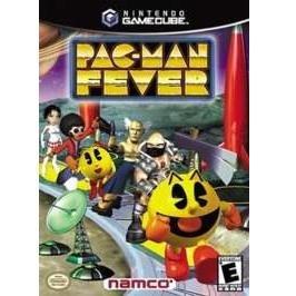 PacMan Fever ~ Nintendo GameCube Wii