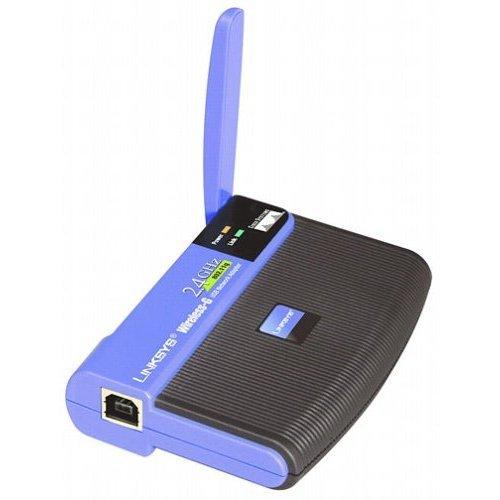 Linksys Wireless G USB Network Adapter WUSB54G