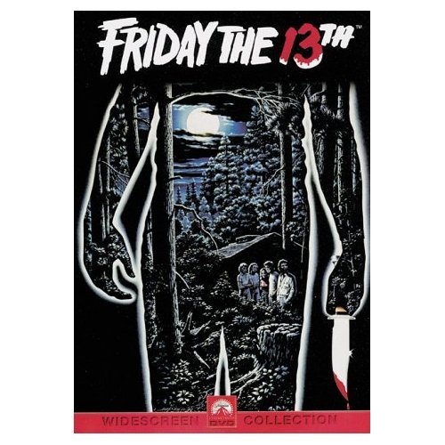 * Friday the 13th DVD ~ Adrienne King Betsy  Palmer  Kevin Bacon