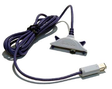 The Game Boy Advance Gamecube Link cable DOL-011