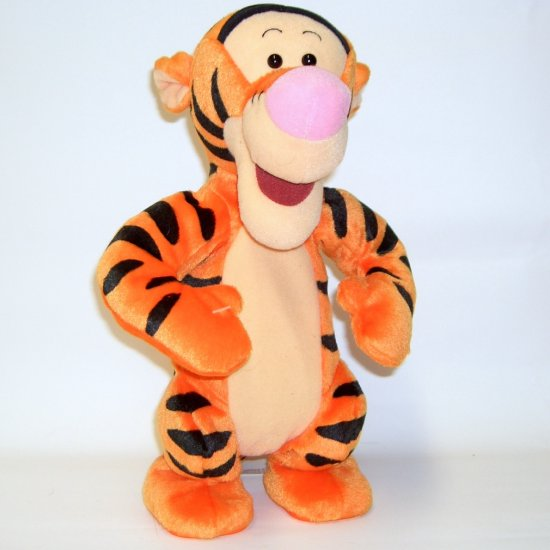 BOUNCING TIGGER - TALKS & BOUNCES - MATTEL 1998
