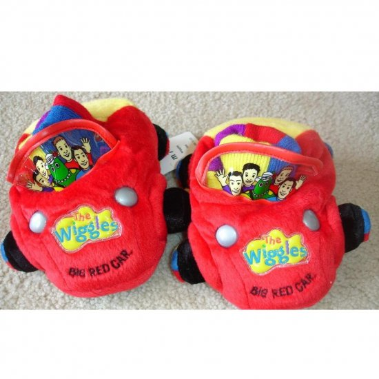 The Wiggles Slippers Size 7 / 8
