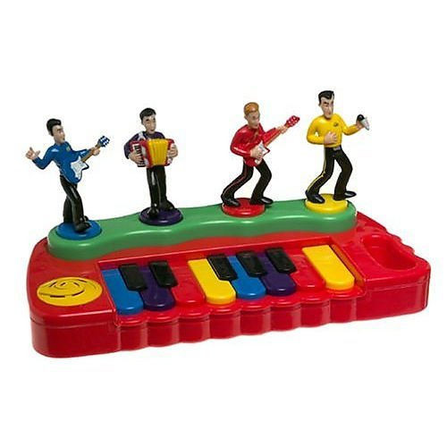 The Wiggles Musical Dancing PIANO KEYBOARD