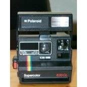 Polaroid 635CL Supercolor vintage camera