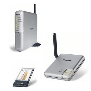 Microsoft Wireless Broadband network package MN-500, MN-510, MN-520  XBOX Compatible