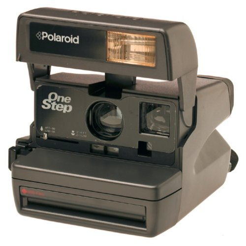 Polaroid OneStep 600 Instant Camera One Step